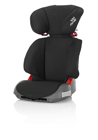 britax römer adventure group 2 3 15 36kg car seat cosmos black