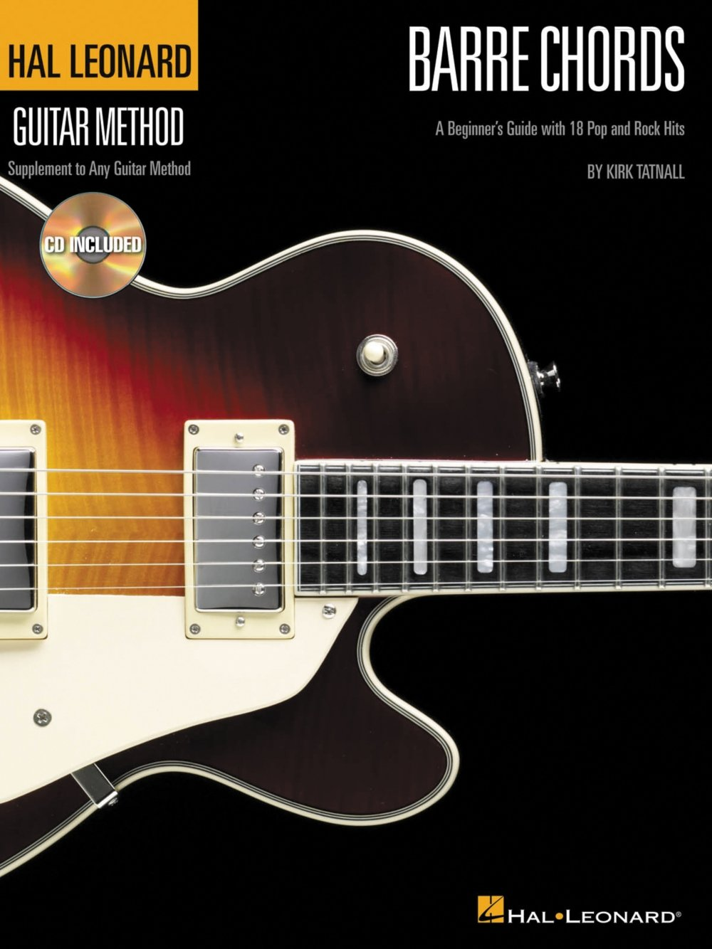 Amazon Hal Leonard Barre Chords Guitar Method Supplement
