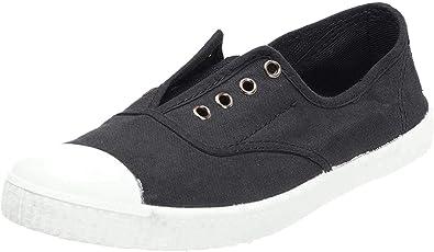 Victoria Inglesa Elastico Tenido Punt, Zapatillas para Mujer: Amazon ...