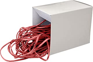 product image for Alliance 07825 Rubberband Medium 44 Gallon 12-Inch 50/BX Red