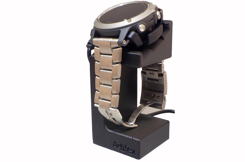 Garmin Fenix 3 reloj inteligente soporte, Artifex de carga ...