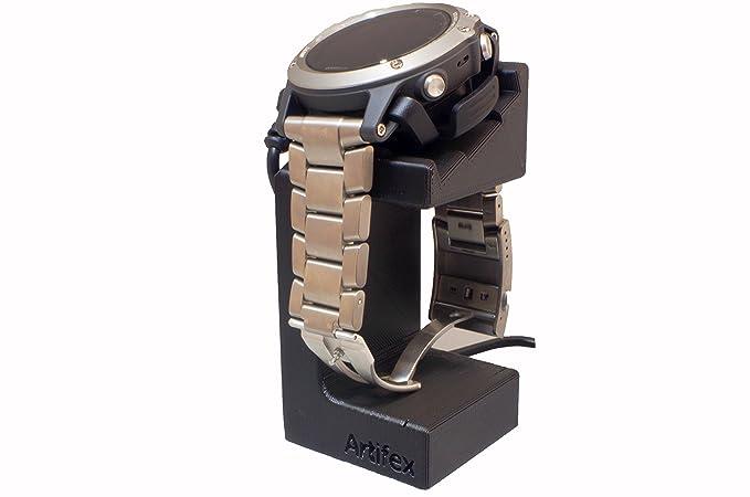 Garmin Fenix 3 reloj inteligente soporte, Artifex de carga Dock Soporte Smartwatch