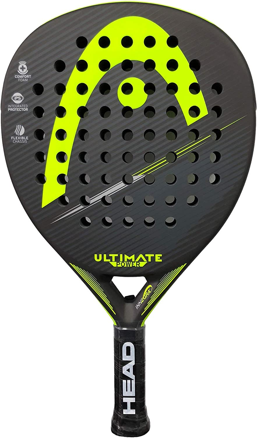 Head Pala de Padel Ultimate Power Yellow