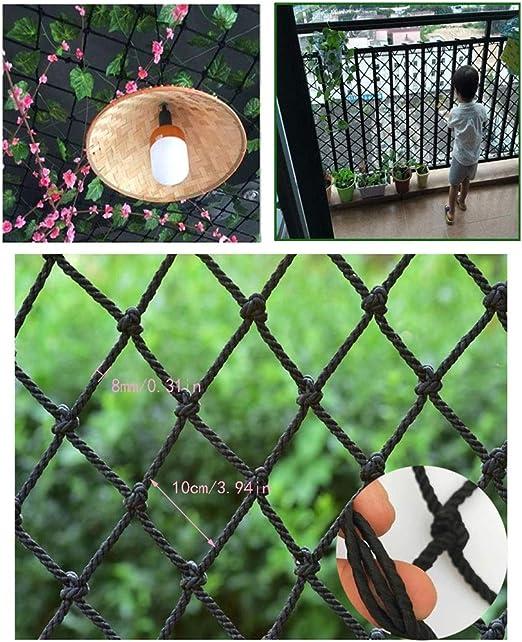 Jardín de infancia anti-caída neta del gato neto de Protección de Niños de la escalera