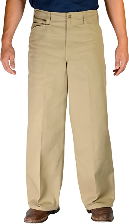 1920s Men's Clothing Ben Davis Mens Gorilla Cut Work Pants $44.99 AT vintagedancer.com