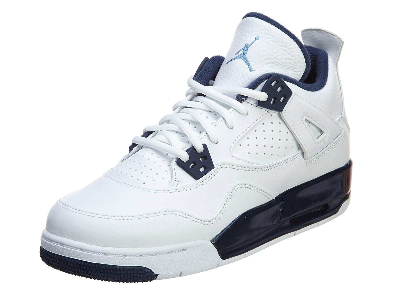 best service 49ec5 0696f Amazon.com   Air Jordan 4 Retro BG - 408452 107   Basketball