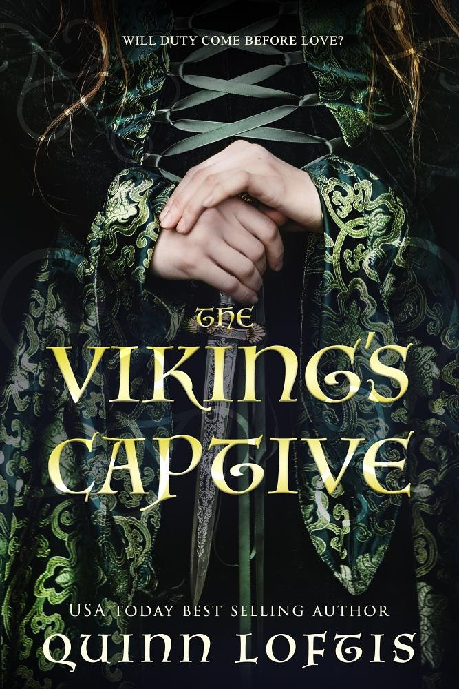 Libro # 02 The Viking's Captive en español