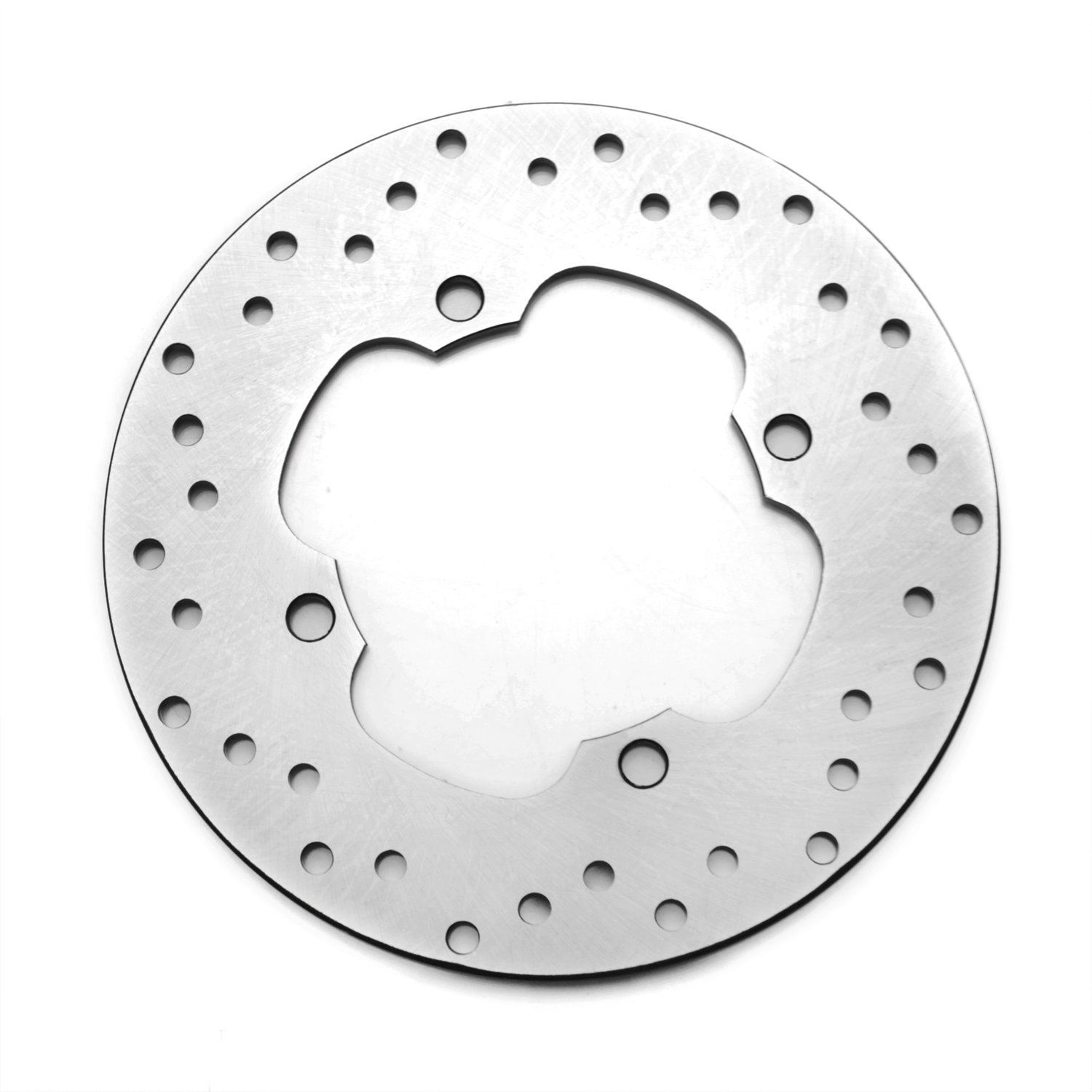 ANUESN Motorcycle Rear Brake Disc Fit For HONDA CBR250 CBR400 CBR600 CBR900 CBR1000 by ANUESN (Image #5)