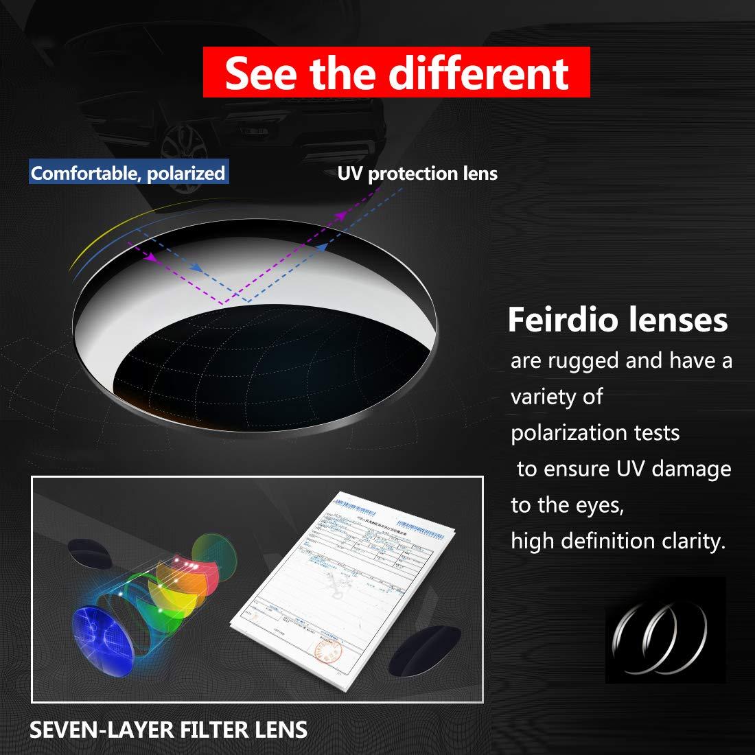 cff949a867928 Polarized Sunglasses for Men and Women - - TiendaMIA.com