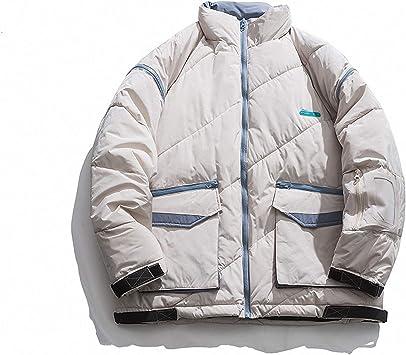 冬のローテータースリーブ、ジッパースタンドカラー、厚手の綿パッド入りの服、パンの服、