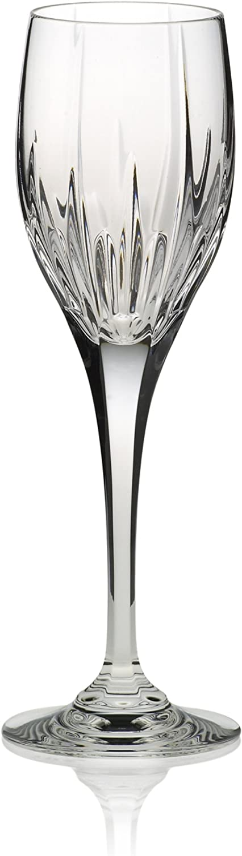 Mikasa Arctic Lights Crystal Wine Glass, 6-Ounce