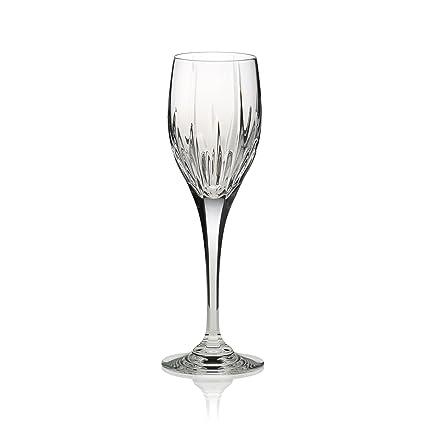 85ddbb314a7 Mikasa Arctic Lights Crystal Wine Glass, 6-Ounce