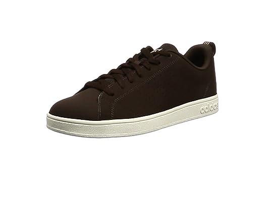 adidas Advantage Clean Vs, Zapatillas Hombre, Blanco (Ftwbla / Ftwbla / Verde)