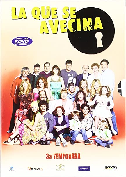 Amazon.com: La Que Se Avecina - Temporada 3: Movies & TV