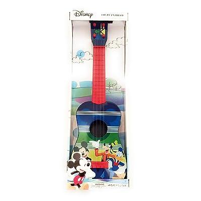"disney Junior Mickey Music Guitar 24"": Toys & Games"
