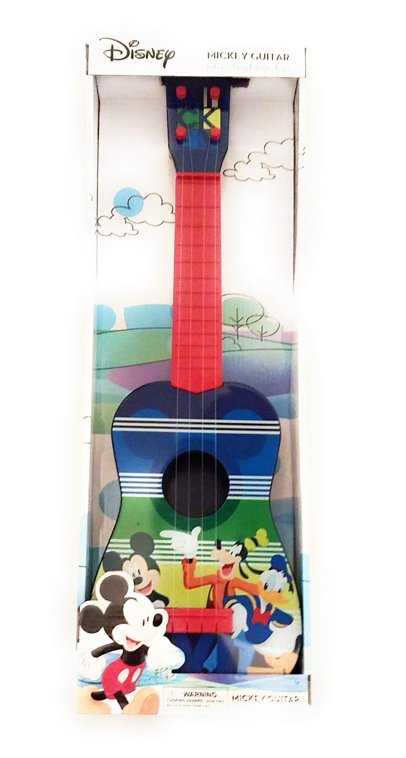 disney Junior Mickey Music Guitar 24''