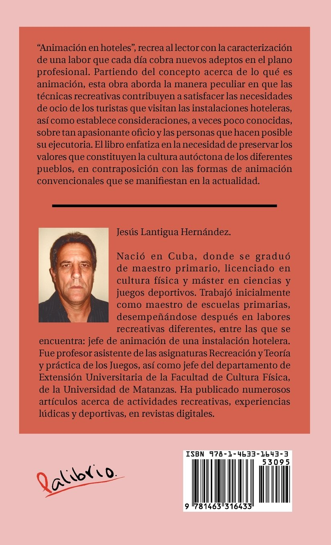 Animacion En Hoteles (Spanish Edition): Jes?s Lantigua ...