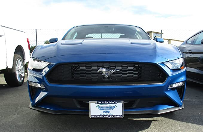 Amazon.com: ZIC Motorsports 2018-2019 Ford Mustang Ecoboost ...