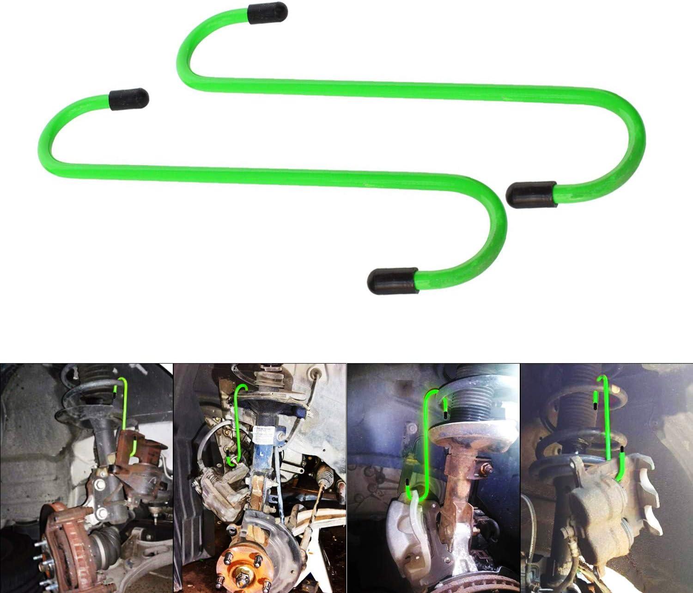 8 Pack 8 Pack OEMTOOLS 24518 Brake Caliper Hanger Set