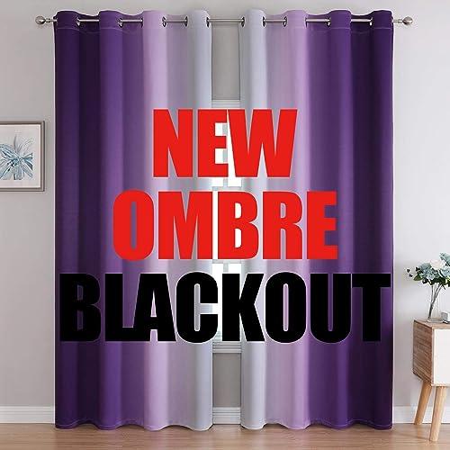 G2000 Blackout Curtains Drapes