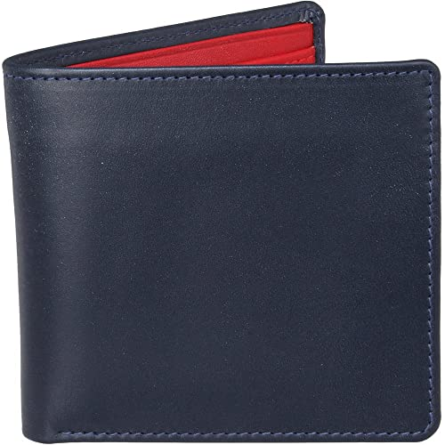 Whitehouse Cox(ホワイトハウスコックス) S7532 COIN WALLET (COLOR : MARINE_RED)