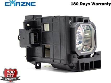 Projector Lamp W//Housing for NEC NP3150G2//NP3251//NP1150+//NP1150G2//NP1250+//NP3200