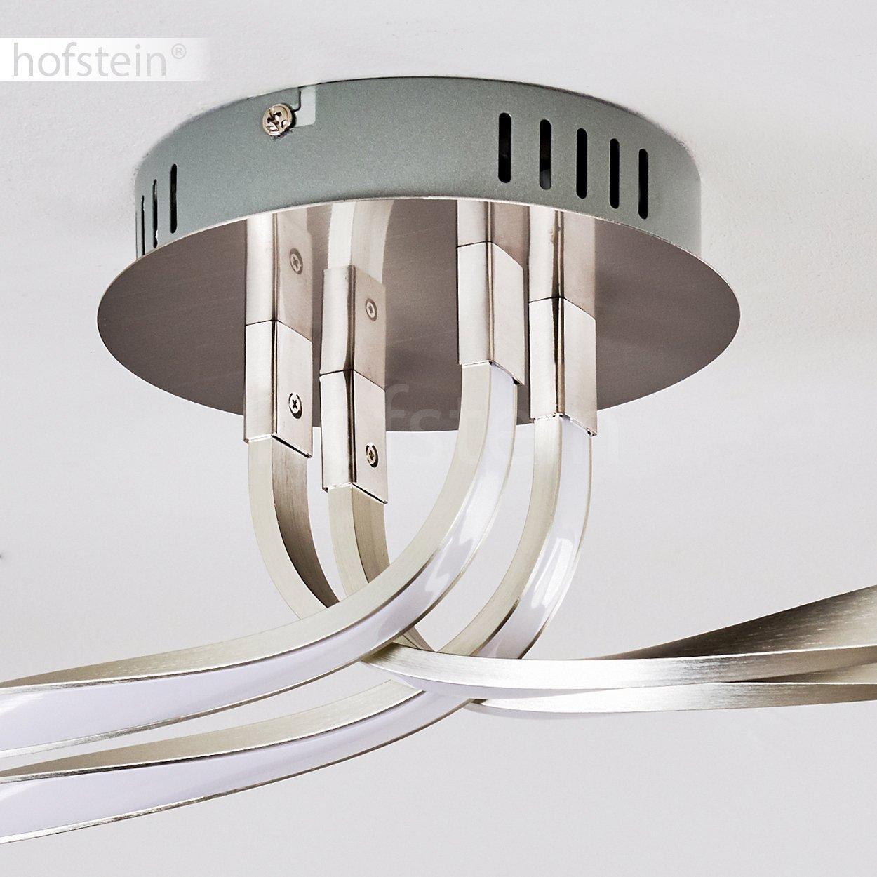 Luminaire LED cuisine procurant un /éclairage optimal Plafonnier LED REMO aux lignes /épur/ées