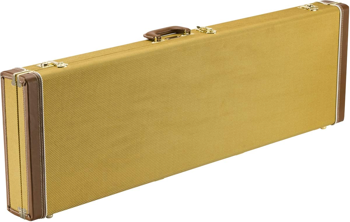 Fender Classsic Series Case for Precision/Jazz Bass - Tweed by Fender
