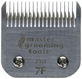 Master Grooming Tools Ceramic Pet Blade, Size 7F