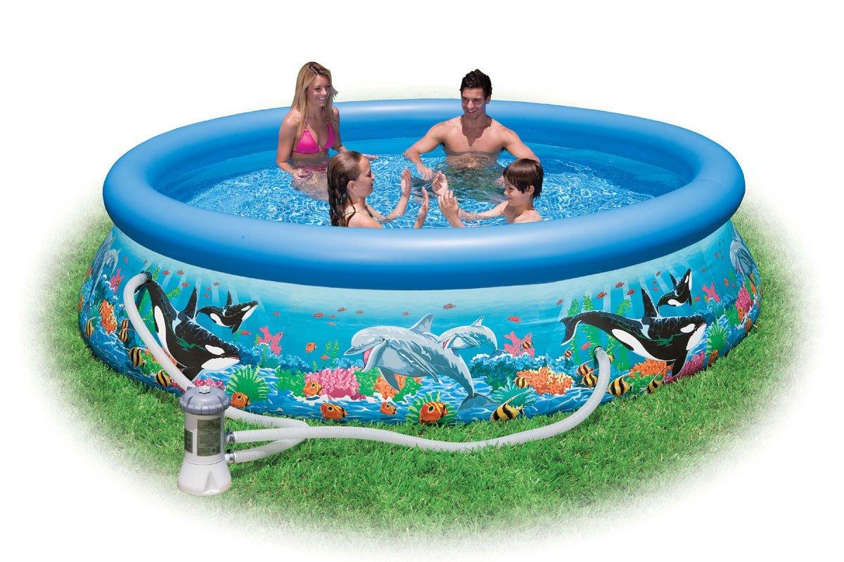 Easy Set Quick Up Fast Set Pool Aquarium 305 x 76 cm