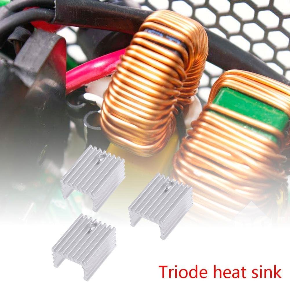 YeSheng TO-220 Cooling Radiator Aluminum Heatsink Transistor Heatsink Cooler for PC