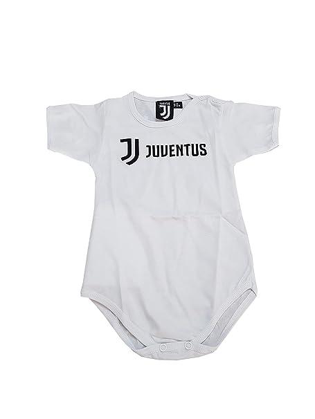 Juventus Body íntimo de Algodón Jersey Media Manga para recién ...