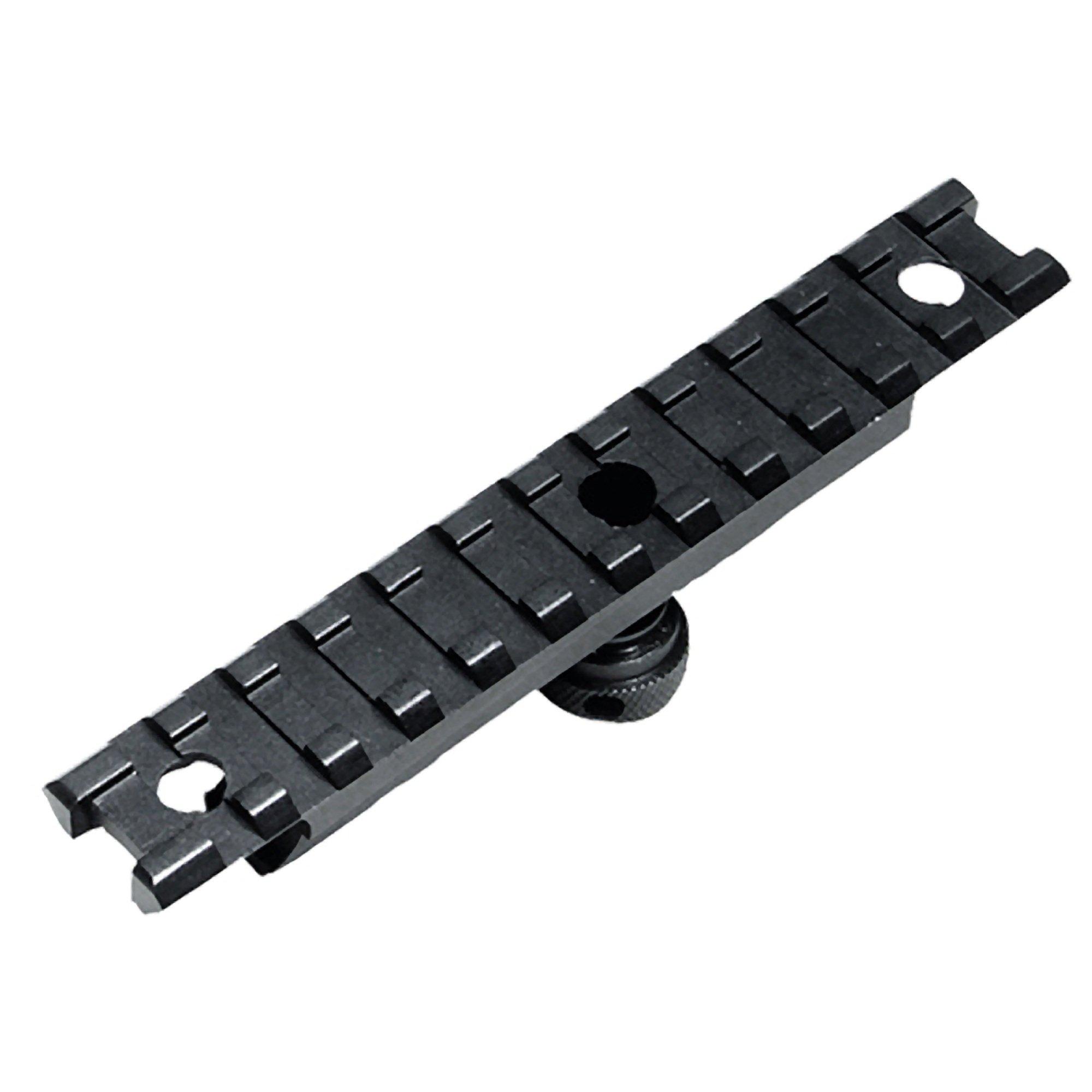 UTG AR15 Carry Handle Rail Mount, 12 Slots, STANAG