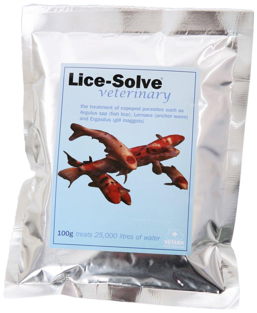 100g Live Solve Vetark Professional Lice Solve, 100 g