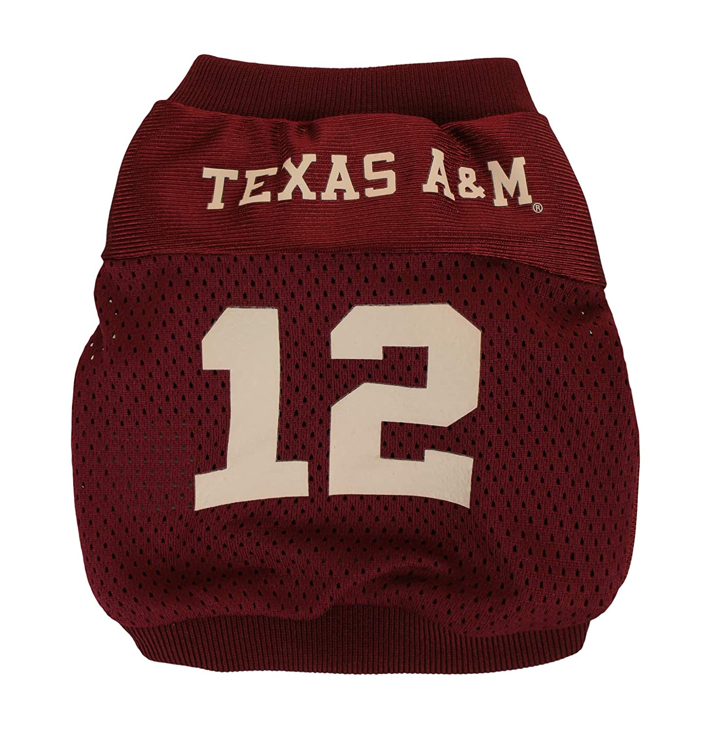 Sporty K9 NCAA Football Dog Jersey