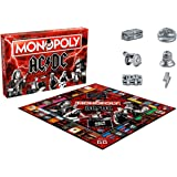 ACDC Monopoly Board Game