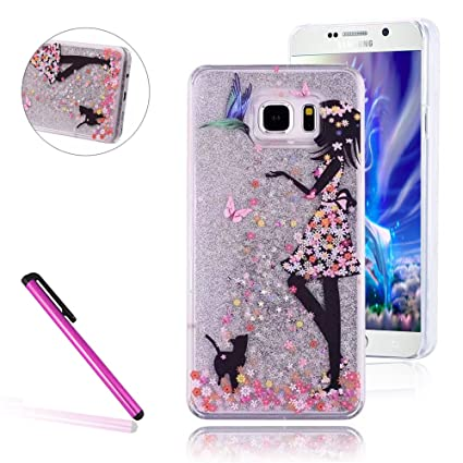 Amazon.com: Galaxy Note 5 Funda para Samsung N9200 Caso ...