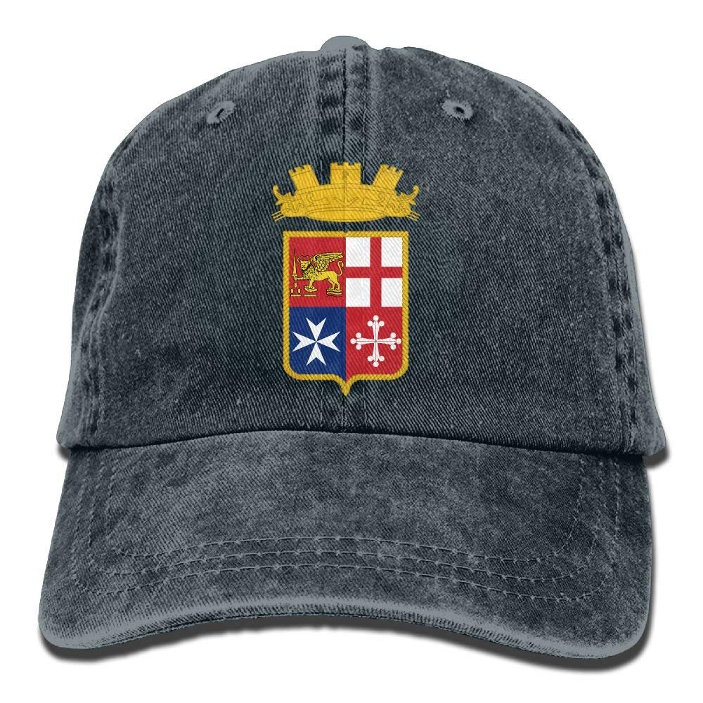 Marina Militare Italiana Trend Printing Cowboy Hat Fashion Baseball cap