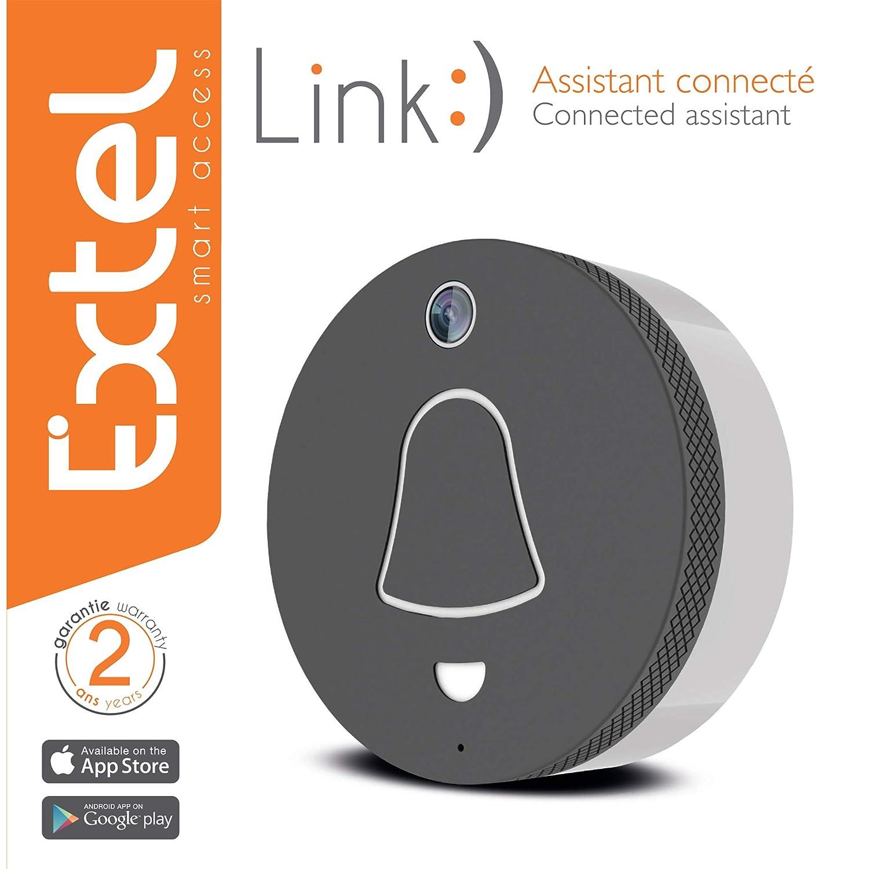 Extel 088003 Link Assistant connect/é Gris