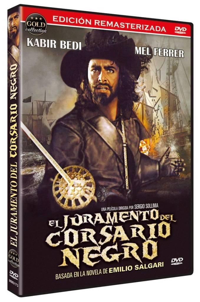 El Juramento del Corsario Negro [DVD]: Amazon.es: Carole