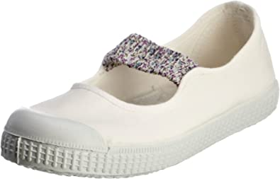Chipie Blanc Baskets Basses Fille