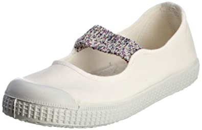 94e94d7f133f8e Chipie Cancan Fleur, Sneakers Basses Fille - Blanc - Blanc, 24,5 EU ...