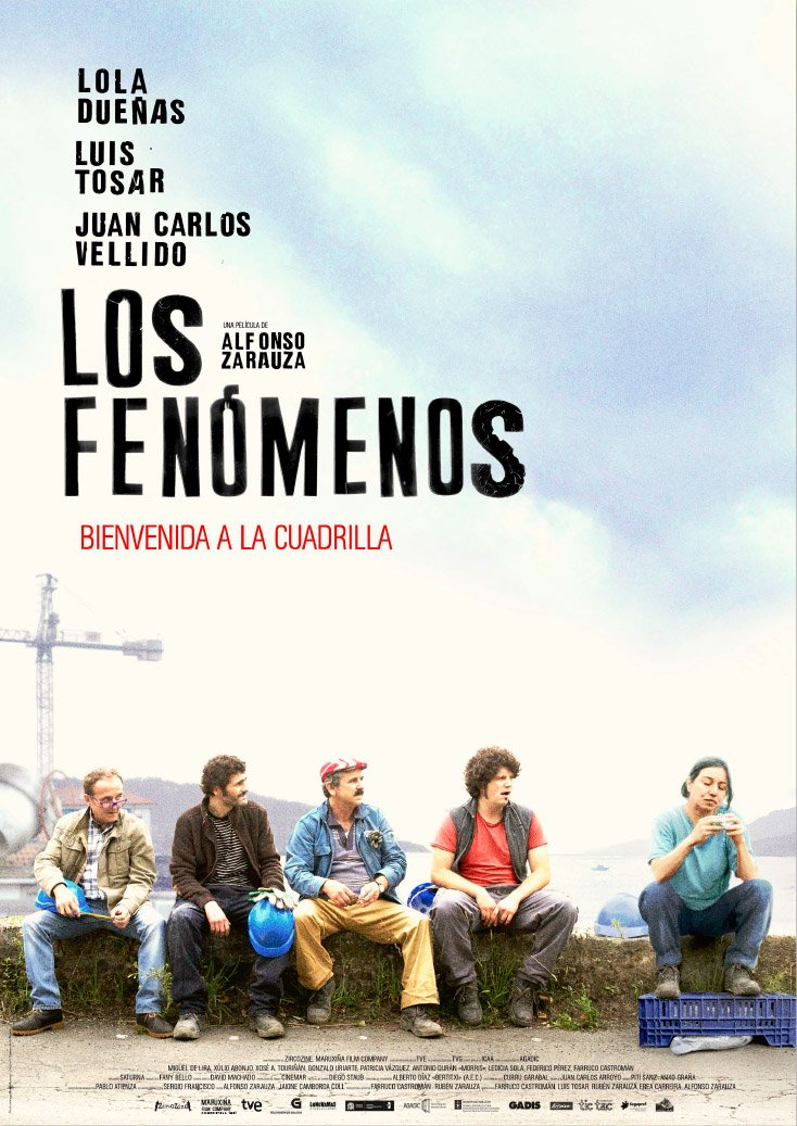 Los fenómenos [DVD]: Amazon.es: Lola Dueñas, Luis Tosar, Juan Carlos Vellido, Miguel de Lira, Antonio Durán Morris, Xosé Antonio Touriñán, Federico Pérez ...