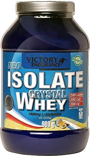 Victory Endurance - Isolate Crystal Whey 900 grs sabor ...