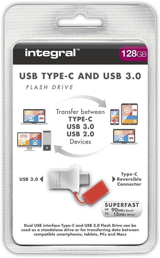Integral Fusion Speicherstick 16 Gb Usb 3 0 Der U89 128 Computer Zubehör