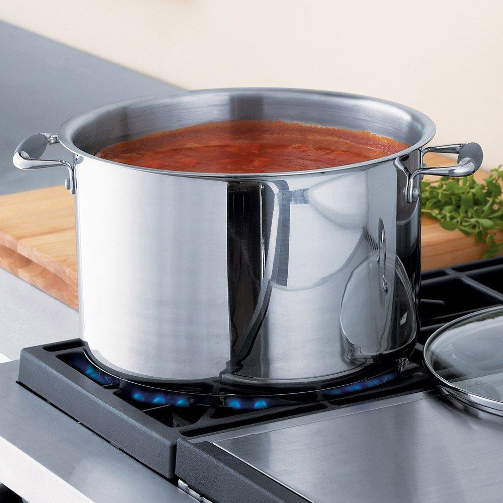 Pauli Pot 10 qt. Never Burn Stock Pot: Amazon.ca: Home & Kitchen