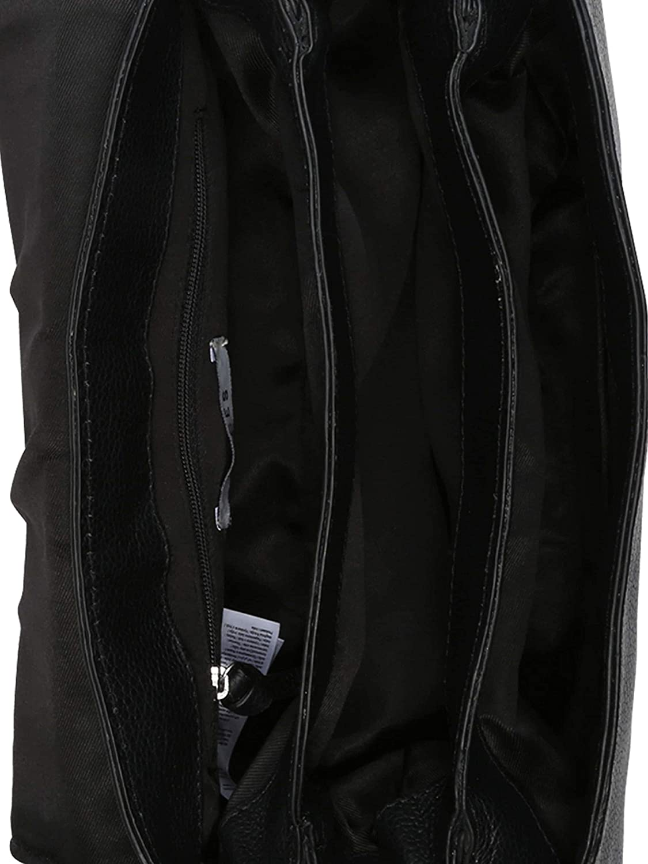 c7e00ca8e6fda ... PIECES Female Umhängetasche schwarz One Größe Größe Größe B07QNN1FDG  Messenger-Bags 8432c6 ...