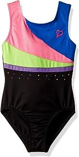 620ebf95e Amazon.com  Freestyle by Danskin Big Girls  Gymnastics Leotard  Clothing