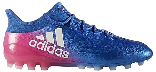 competitive price 9a7f1 a0a3e adidas X 16.1 AG Scarpe per Allenamento Calcio Uomo, Blu (Azul Ftwbla