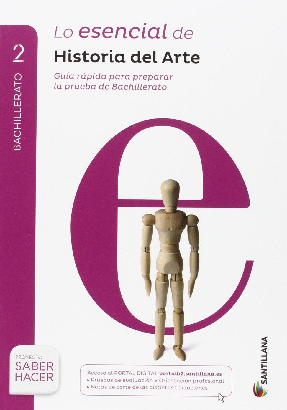 HISTORIA DEL ARTE SERIE DESCUBRE 2 BTO SABER HACER - 9788414101971: Amazon.es: Aa.Vv.: Libros